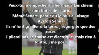 MAITRE GIMS - Uzi ft. Jr O Chrome, Doomams (lyrics)
