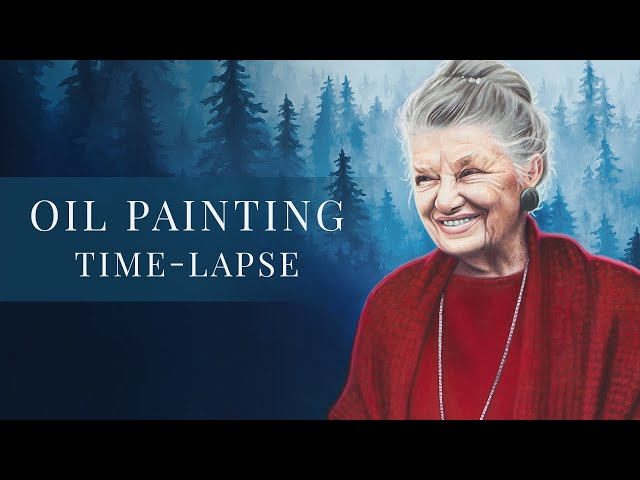 Catherine Doherty » Oil Painting Time-lapse by tiSpark