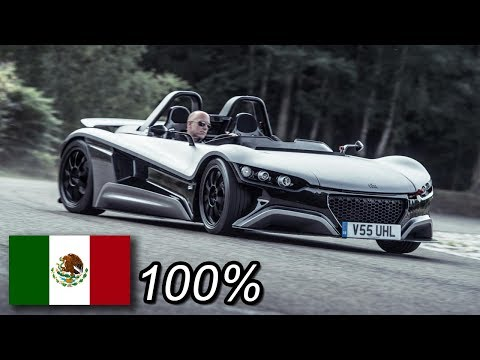 4 INCREÍBLES Autos Mexicanos que casi nadie conoce
