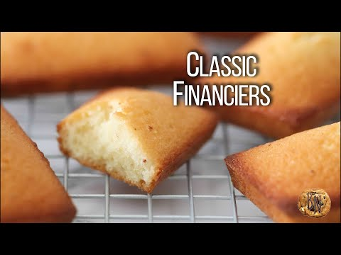 Classic French Financier