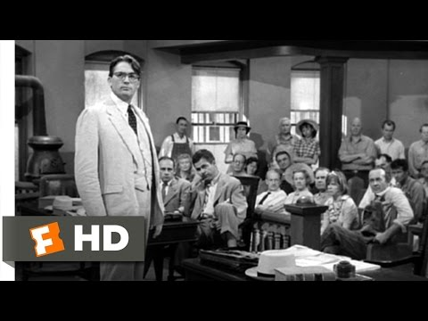 All Men Are Created Equal  To Kill a Mockingbird 610 Movie  1962 HD