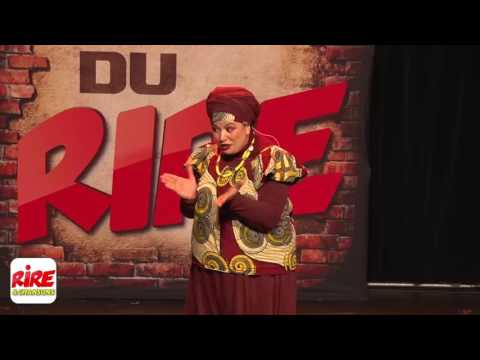 Samia Orosemane aux Open du rire de Rire & Chansons