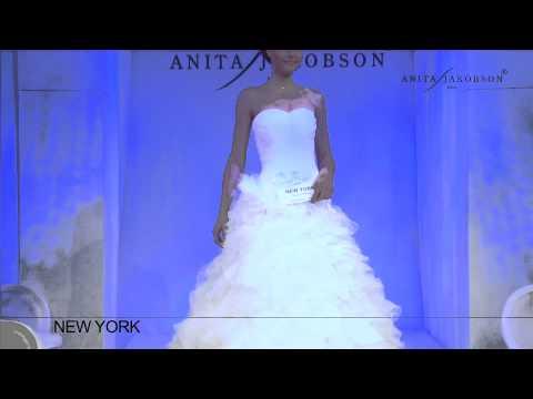 Robe de mariee new york anita jakobson