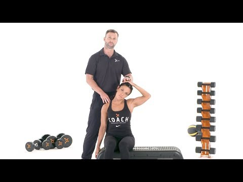 Stretches to Alleviate Neck, Back and Shoulder Pain