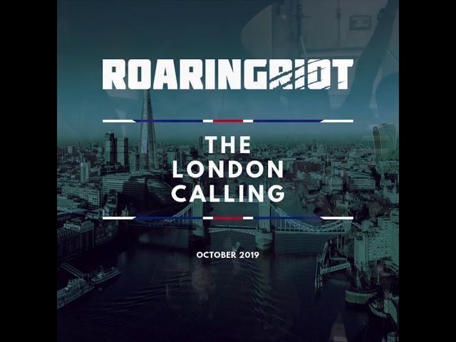 Roaring Riot London Promo