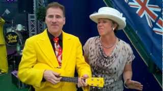 Britain's Got Talent 2012 Semi-finalists - 'The Jive Aces' at Epsom Derby (London) Thumbnail