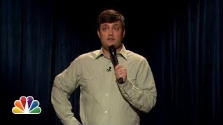 Nate Bargatze Performs Stand-Up on Late Night with Jimmy Fallon (Late Night with Jimmy Fallon)