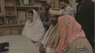 Pakistan's Maria Toor Pakay: Real Sports (February 2013)