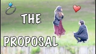 We're Engaged! || THE PROPOSAL