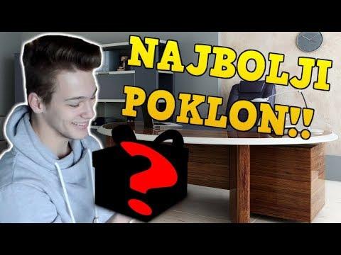 NAJBOLJI POKLON IKAD! | Bruno Lukić