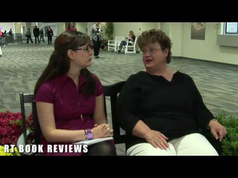 Charlaine Harris Is Interviewed By RT BOOK REVIEWS - Part 1