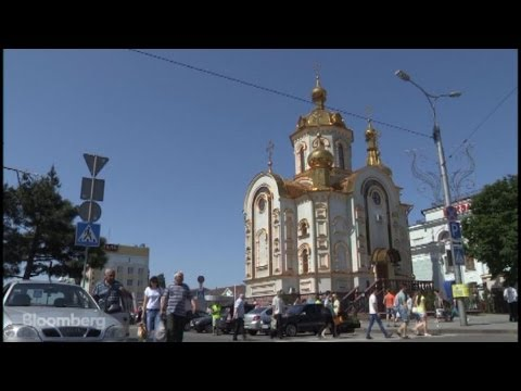 Donetsk: The City Caught Between Russia, Ukraine