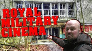 LOST PLACE: ROYAL MILITARY CINEMA BESUCHT | VERLASSENES KINO