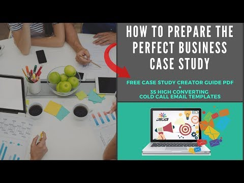 How to use a Case Study to Win over a potential client