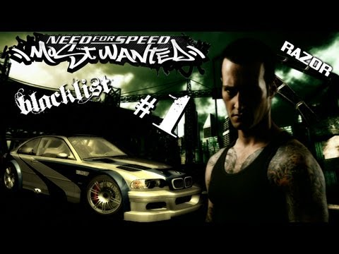 NFS Most Wanted [XB360] - Stage 15 - Razor (BL #1)