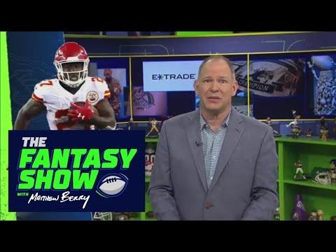 Kareem Hunt No Longer A Must-start In Fantasy Football   The Fantasy Show   ESPN