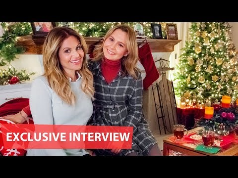 Switched For Christmas  Natasha Bure Exclusive   Hallmark Channel Original Movie