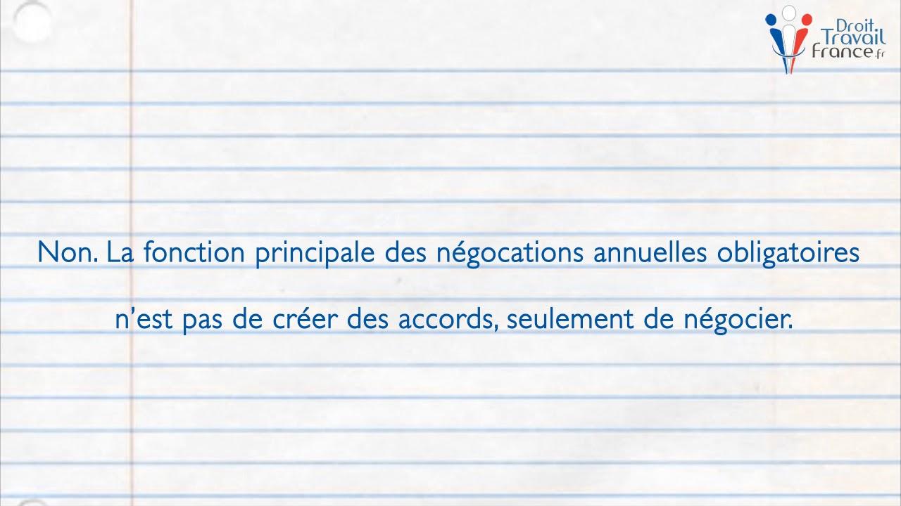 93364d7ba3199f NAO - Obligations du dialogue social en entreprise