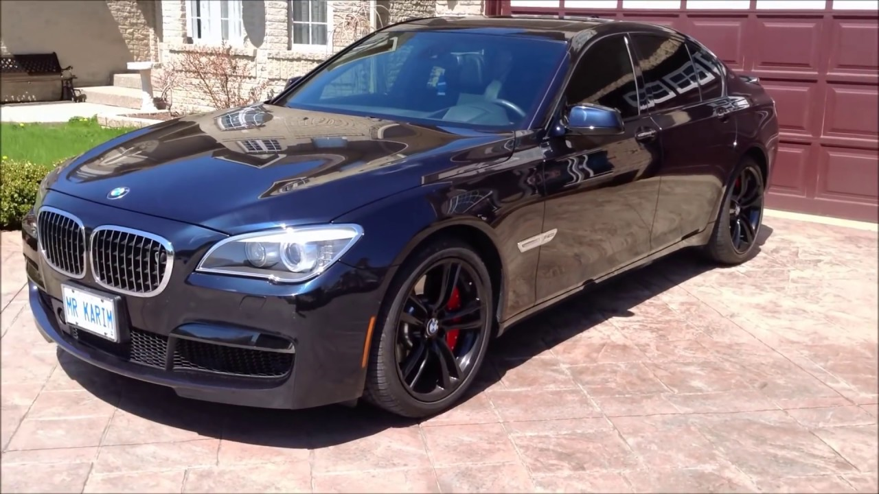 Custom Bmw 750xi Dinan Stage 5 Full Review Test Drive