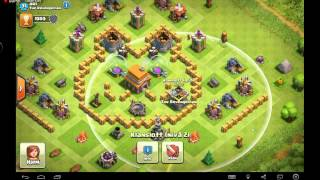 Clash of Clans Strange But True (Galadon)