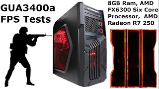 CyberPowerPC Gamer Ultra GUA3400a Unboxing, Setup, and FPS Tests (CSGO, Minecraft, And BO3 FPS Test)