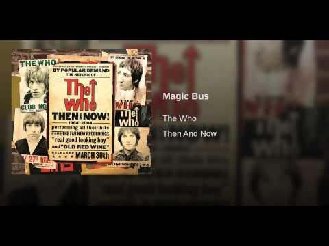 Magic Bus (Original Stereo Version)