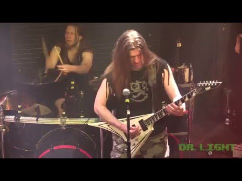 Kalmah - For the Revolution/The Groan of Wind [Live in Montreal]