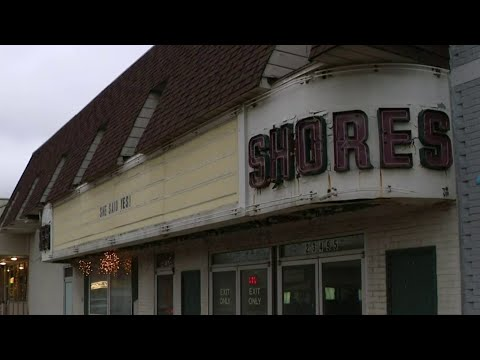 Vacant Shores Theatre In St. Clair Shores To Be Renovated