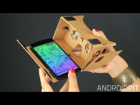 c6e77422c صناعة نظارة 3D تعمل على جميع الهواتف . نظارة الواقع الافتراضي Cardboard
