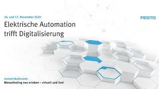 Elektrische Automation trifft Digitalisierung