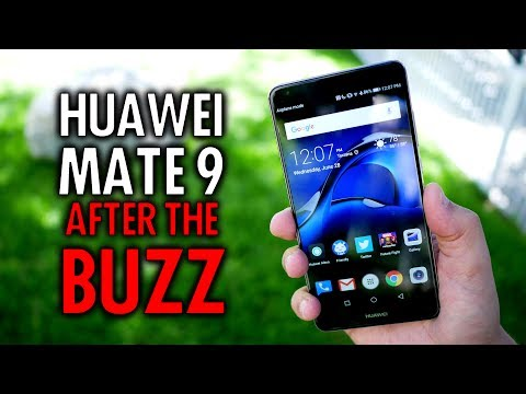 Huawei Mate 9 After The Buzz: It's Big, But Are We Still Using It?   Pocketnow