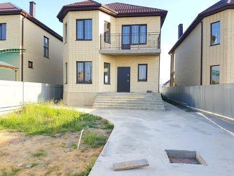 Дома 190 кв. м. на 6 сотках земли, станица Анапская I АНАПА