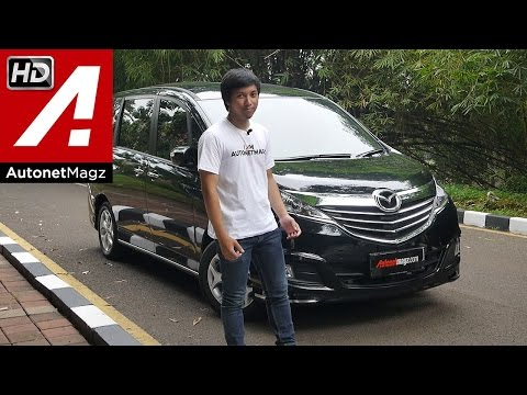 Review Mazda Biante SkyActiv Indonesia by AutonetMagz