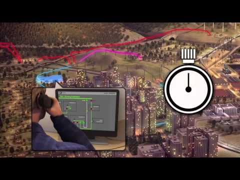 SCADA Systems for electric power industry