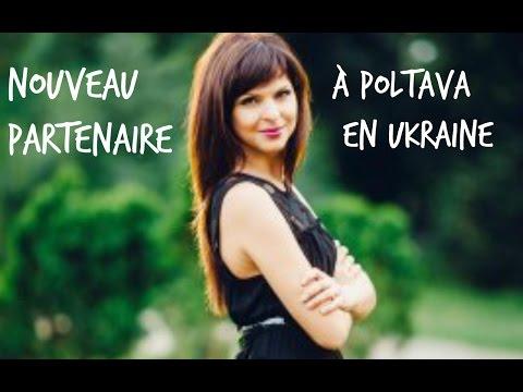 Poltava en Ukraine, nouvelle agence matrimoniale partenaire du CQMI