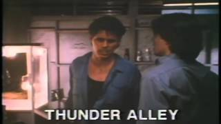 Thunder Alley Trailer 1985