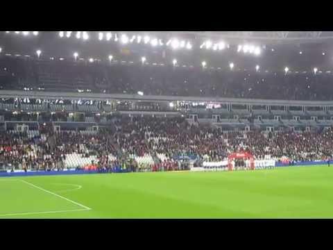 Italia-Spagna (1-1 Juventus Stadium 6/10/2016) Inno Nazionale Italiano - Inno di Mameli