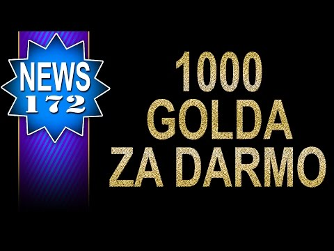 1000 golda za darmo - NEWS - World of tanks