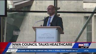 NWA Council Looks to Grow Region's Healthcare Economy (Fox 24)