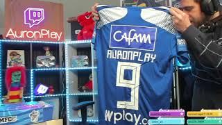 AURONPLAY abre la CAJA de MILLONARIOS FC de COLOMBIA