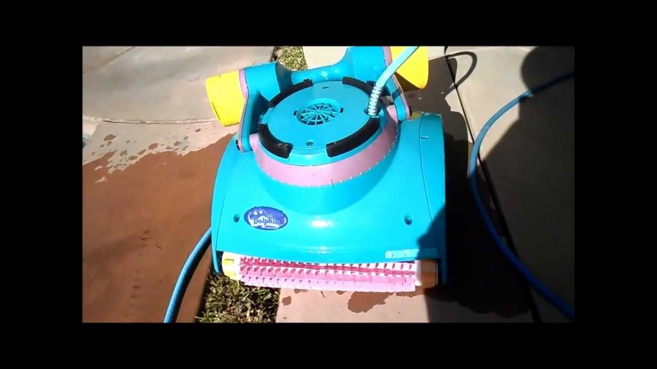 Maytronics Dolphin Pool Cleaner Dolphin Diagnostic Youtube