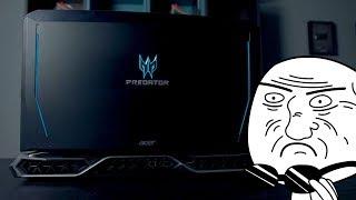 A LEGNAGYOBB LAPTOP AMIT VALAHA LÁTTUNK! | Acer Predator 21 X