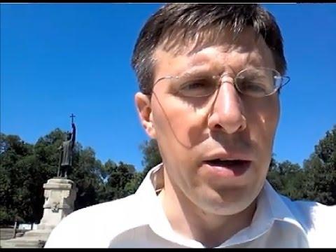 "Dorin Chirtoaca...Replica ""selfie"" pentru Usatii, mausoleul lui si alegerile din Chisinau."