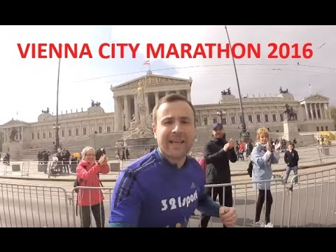 Vienna Marathon (Austria) - Discover the World through its M