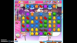 Candy Crush Level 1400 help w/audio tips, hints, tricks
