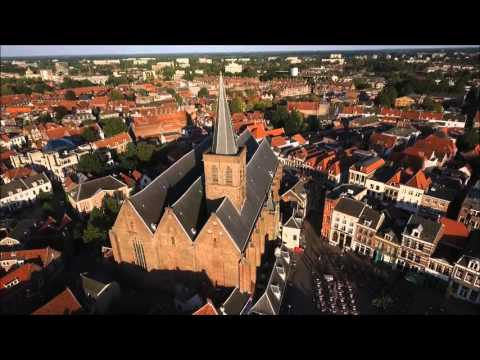 Travel Guide Amersfoort, Netherlands - Amersfoort from above