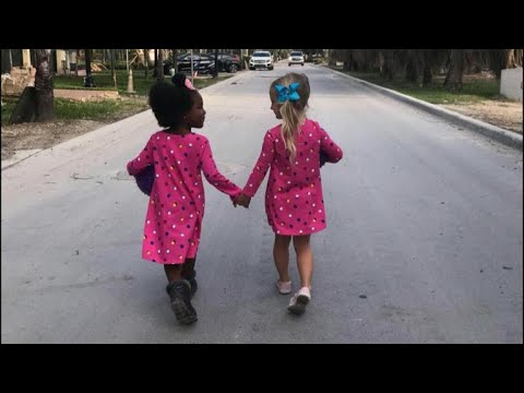 "Preschool ""twins"" take a stand against discrimination"