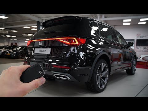 2020 Seat Tarraco FR 1.5 TSI (150hp) - Sound & Visual Review!