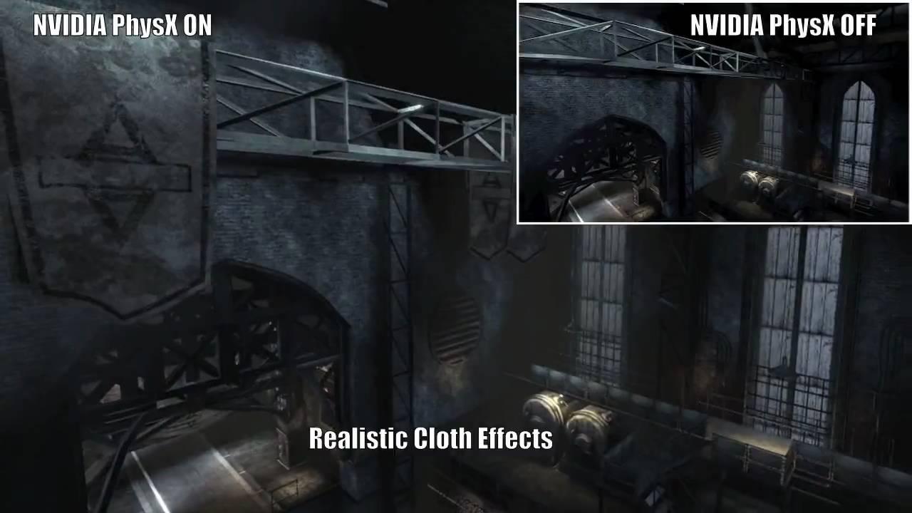 nvidia physics startimes