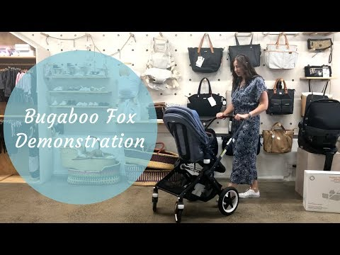 Bugaboo Fox Demonstration